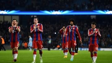 «Бавария» одолела по пенальти «Байер»
