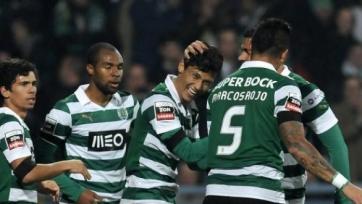 «Спортинг» вышел в финал Кубка Португалии