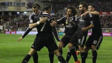 Криштиану Роналду забил 300-й гол за «Реал»