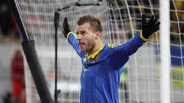 «Челси» готов побороться за Ярмоленко