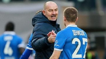 Черчесов заявил, что при нем Денисова в команде не будет