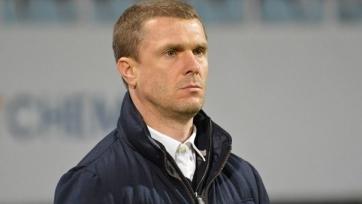 Ребров хотел бы сыграть в полуфинале Кубка с «Днепром»