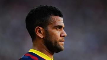 Дани Алвес отказался продлевать контракт с «Барселоной»