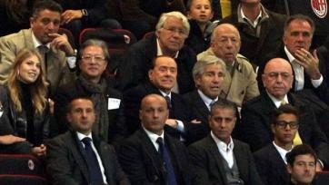 В возможной покупке «Милана» заинтересованы не менее пяти компаний из Китая