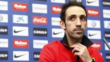Хуанфран не променял «Атлетико» на «Арсенал»