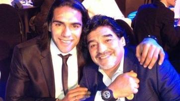 Марадона: «Играй Фалькао на мундиале – Колумбия стала бы чемпионом мира»