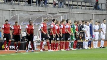 Запорожский «Металлург» ушел от поражения в матче с «Волынью»