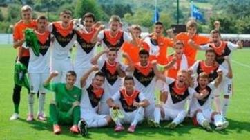 «Шахтер» вышел в финал юношеской Лиги УЕФА