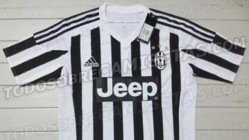 «Ювентус» представил футболку для следующего сезона