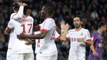 «Монако» одержал самую крупную гостевую победу в сезоне