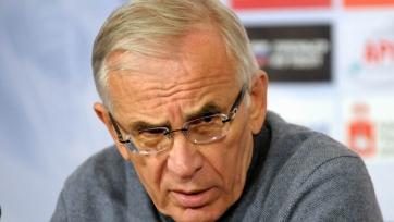 Гаджиев хотел уволиться из «Амкара»