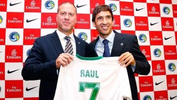 Рауль: «Даже и не думаю о завершении карьеры»