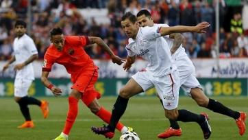 «Севилья» спаслась от первого домашнего поражения в сезоне