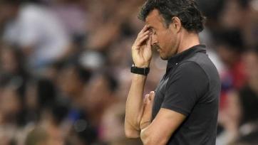 Луис Энрике: «Посмотрим, не придется ли пожалеть в конце чемпионата»