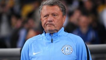 Маркевич: «Днепр» не показал игры, на которую рассчитывали болельщики и тренерский штаб»