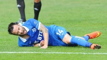 Вальбуэна из-за травмы вынужден пропустить матч с «Мордовией»