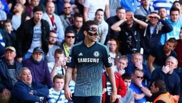 «Челси» вырывает победу в дерби с КПР