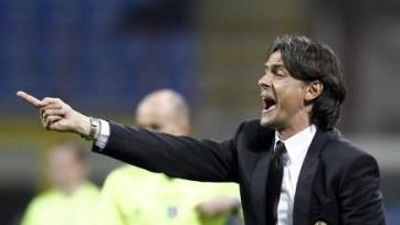 Филиппо Индзаги доволен игрой «Милана»