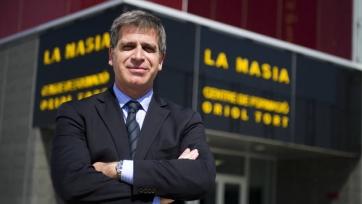 Вице-президент «Барселоны» раскритиковал Луиса Энрике
