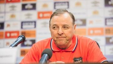 Тарханов: «Футболисты притерлись друг к другу и поняли мою игровую философию»