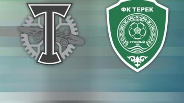 «Торпедо» и «Терек» расписали «нулевку»