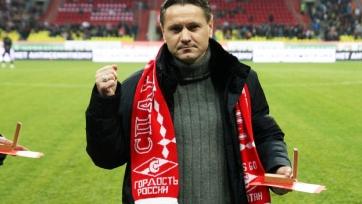Артем Дзюба не видит перспективы для Аленичева в «Спартаке»