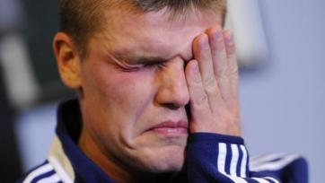 Денисов начал тренироваться с «динамовской» «молодежкой»
