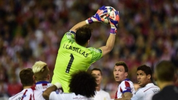 Касильяс: «Шансы на выход в полуфинал по-прежнему равны»