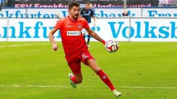 Хавбек «Гамбурга» Демирбай может перейти в «Лацио»
