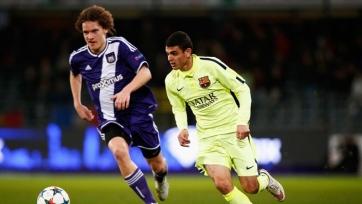 «Сток Сити» интересуется воспитанником «Барселоны»