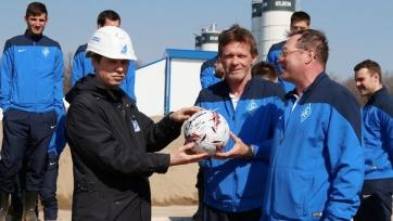 Франк Веркотерен в восторге от будущего стадиона «Крыльев Советов»