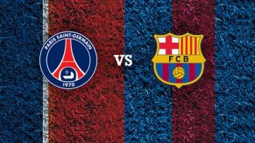 ПСЖ и «Барселона» объявили стартовые составы