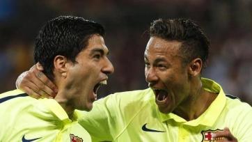 «Барселона» забила 400-й гол в истории ЛЧ