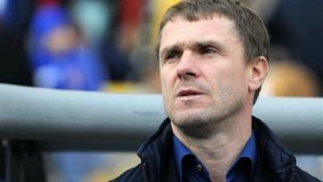Ребров: «Нам будет противостоять сильная и опытная команда»