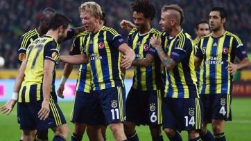 Завтра возобновится чемпионат Турции, «Фенербахче» в игре