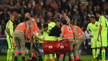 «Барселона» на неопределенный срок потеряла Иньесту