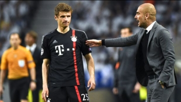 Гвардиола: «Я буду стоять у руля «Баварии» и в следующем сезоне»