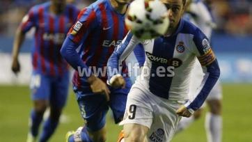«Леванте» ушел от поражения в матче с «Эспаньолом»