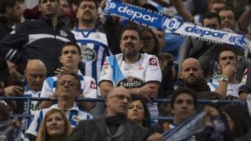 Усиленный режим охраны к матчу между «Депортиво» и «Атлетико»