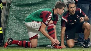 Ван Гинкел: «Победа в дерби приблизит «Милан» к еврокубкам»