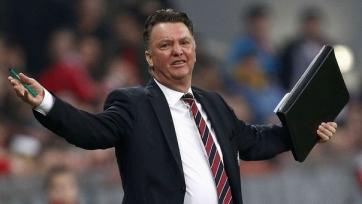 Ван Гаал: «Челси» в матче с «МЮ» будет играть на ничью»