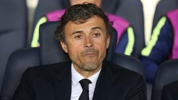 Луис Энрике: «Не время рассуждать, нужно выйти на поле и выиграть у «Валенсии»