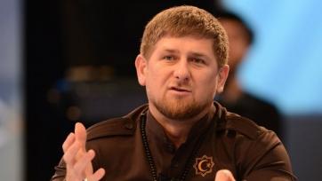 Кадыров тренируется вместе с «Тереком»