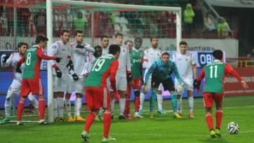 «Уфа» добыла важную победу в матче с «Локомотивом»