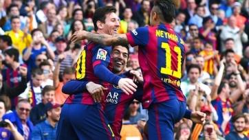 «Барселона» добилась волевой победы