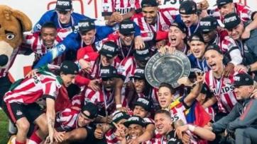 ПСВ стал чемпионом Голландии!
