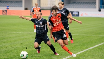 Александр Ерохин: «Сейчас каждая игра важна»
