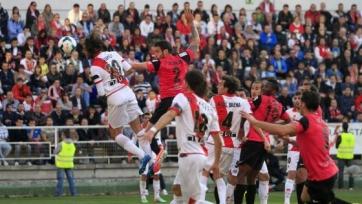 «Альмерия» второй раз в сезоне проиграла «Райо Вальекано»