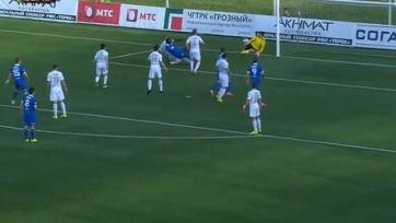 «Динамо» и «Терек» поделили очки