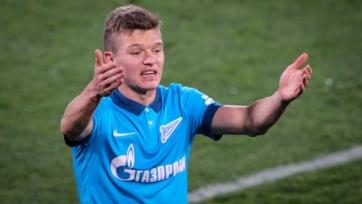 «Зенит» не смог выиграть во втором матче к ряду